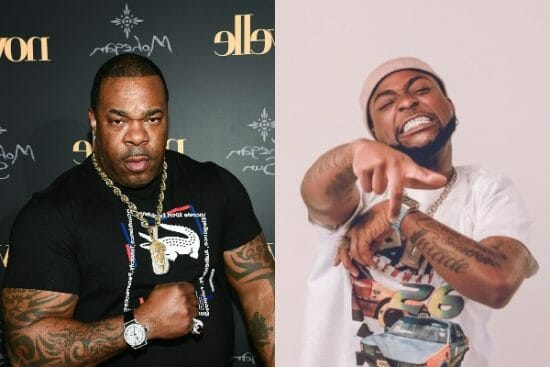 Busta Rhymes hints on New Collaboration with Davido