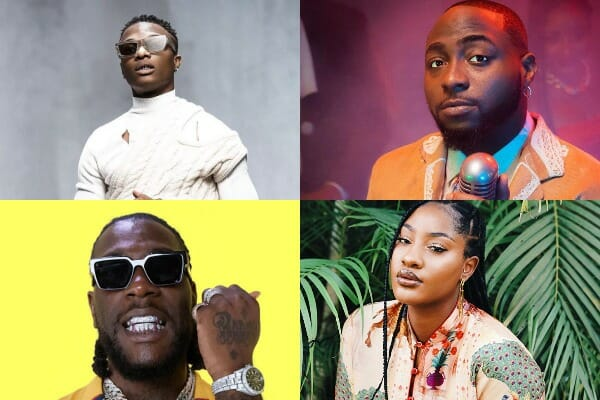 Checkout some top Nigerian afrobeat songs that breakout globally