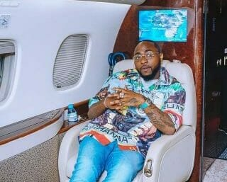 Davido excited as son, Ifeanyi shows his piano skills