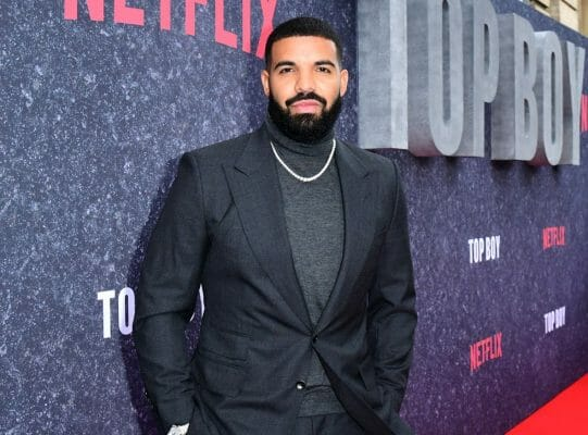 Drake is the 1st artist to have 150 songs streamed over 100 million times