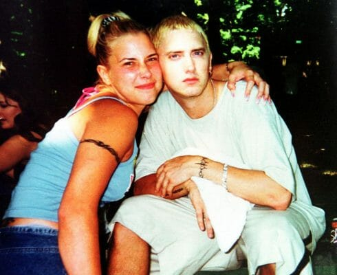 Eminem's ex-wife admitted in the hospital after suicide attempt