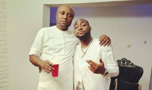 Isreal DMW pleads with fans to help beg Davido not to sack him