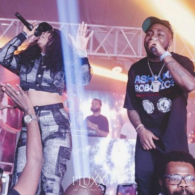 Liya reveals how she met Davido and got signed to DMW