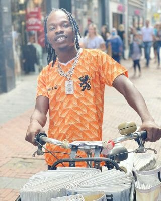 Naira Marley Brags After her song was played at Pres.  Marriage of the Son of Buhari: