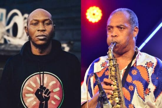Seun Kuti defends brother, Femi Kuti who allegedly barred Fela's ex-manager from New Afrika Shrine