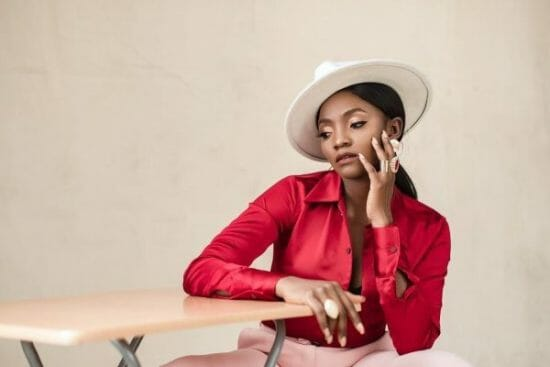 Simi shares she used to borrow Adekunle Gold's Mum Old Car To Attend Shows