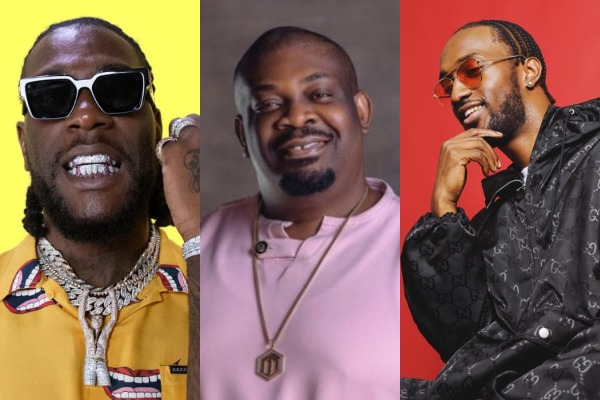 Songs Of The Day: New music from Don Jazzy, Burna Boy & more