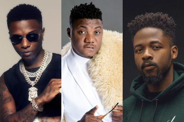 Songs of the day: New music Friday from Wizkid, Johnny Drille, Psycho and more