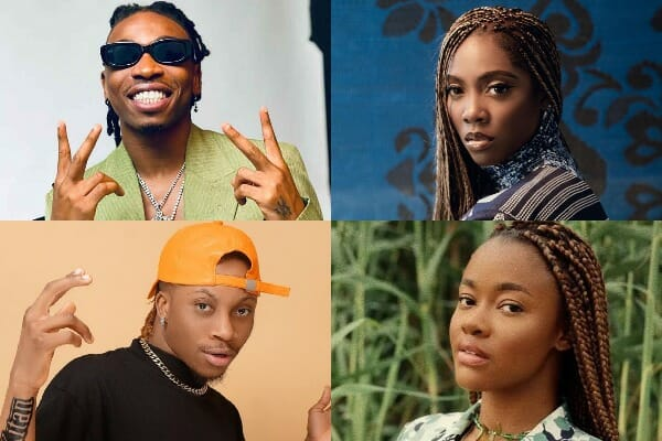 Songs of the day: New music from Mayorkun, Oxlade, Tiwa savage, and more