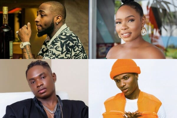 The most important Nigerian Afropop songs from the middle of the decade