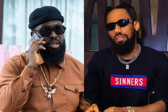Timaya and Phyno team up for a new banger