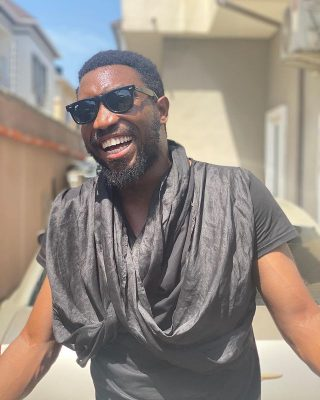 Timi Dakolo advises upcoming musicians on the issue of fame