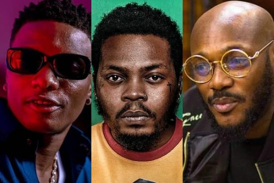 Top Nigerian artistes and the hit songs that brought them to limelight