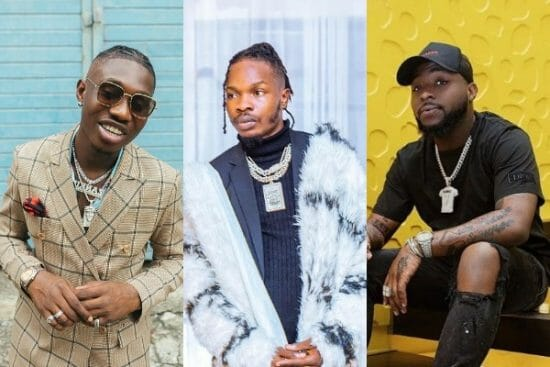Zlatan opens his current relationship with Naira Marley and Davido: