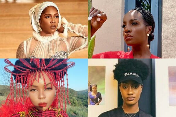 8 Most fashionable or stylish Nigerian female singers at the moment