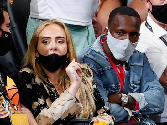 Adele officially confirms her relationship with new boo, Rich Paul
