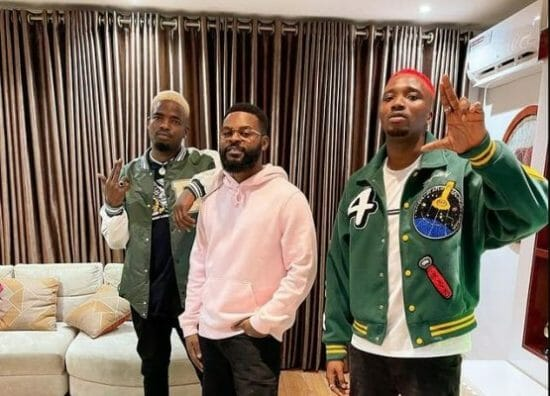 Ajebo Hustlers and Falz unveils collaboration