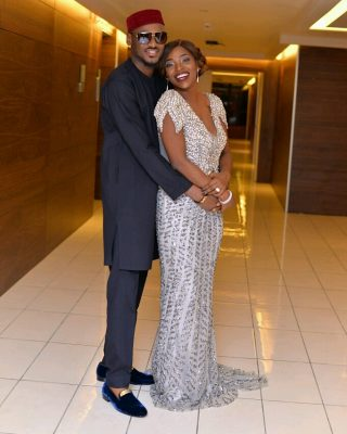 Annie Idibia removes husband's surname from her Instagram page