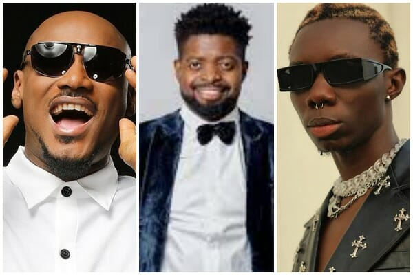 Basketmouth teases new collaboration with 2baba and Blaqbonez.