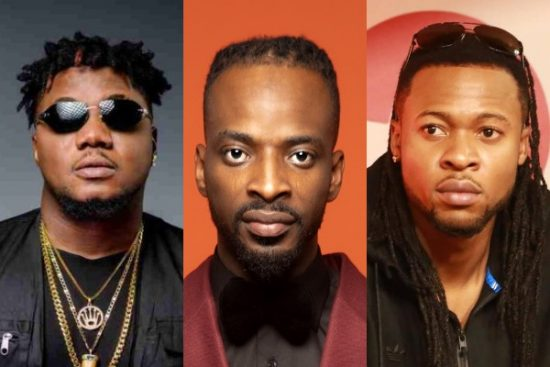 CDQ links up with 9ice, Flavour & Masterkraft as he gears up for new project