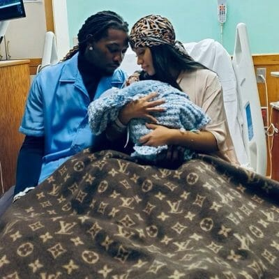 Cardi and Offset welcome their second child