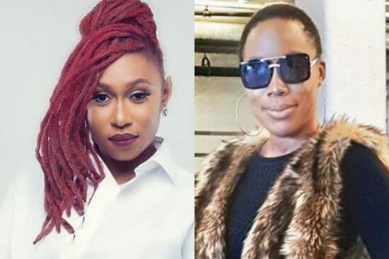 Cynthia Morgan drags Former Manager, Joy for her issues with Jude Okoye