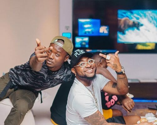 Davido Finally Reacts to to the death of his photographer, Fortune