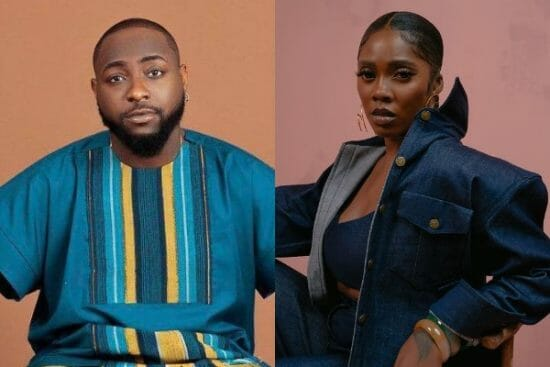 """Davido reveals what Tiwa Savage's """"Somebody Son"""" does to him"""
