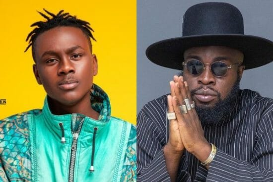 Ghanaian rising star Larruso To Feature Rapper M.anifest