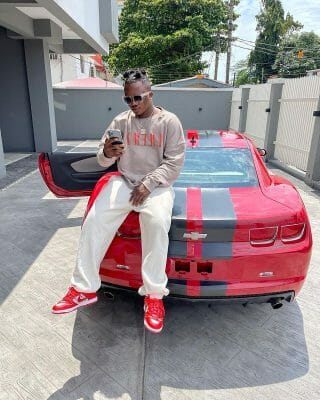Jamopyper Spends Millions on a new Customized Whip