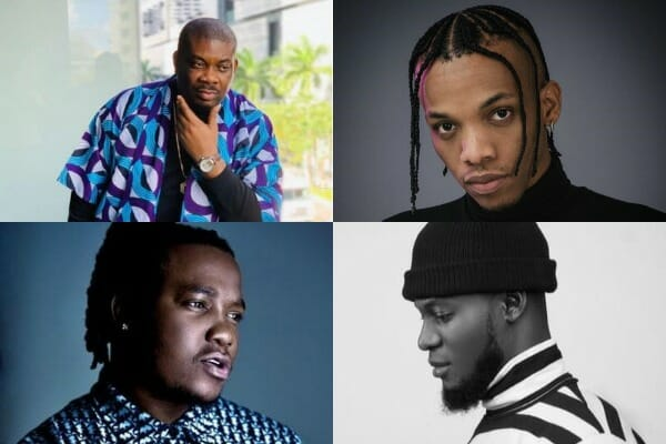 Nigerian record producers who have produced songs for international musicians