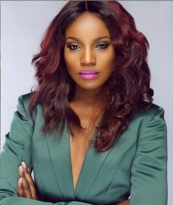 Seyi Shay mention to her fans about her new album