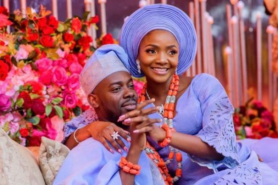 Simi Reveals What She And Adekunle Gold Do apart from Music