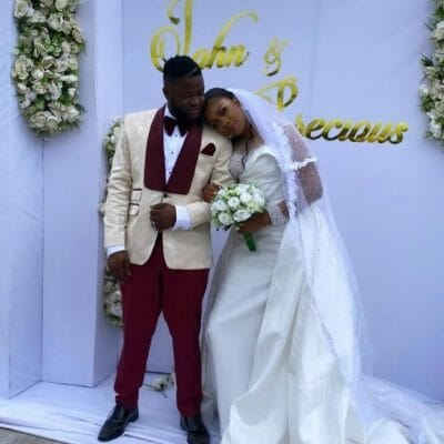 Skales officially ties the knot with Girlfriend