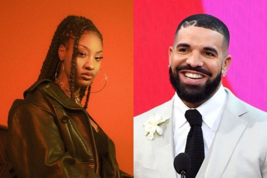 """Tems confirms her feature on Drake """"Certified Lover Boy"""" Album"""
