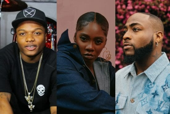 Top 10 Most Awarded Nigerian Artists