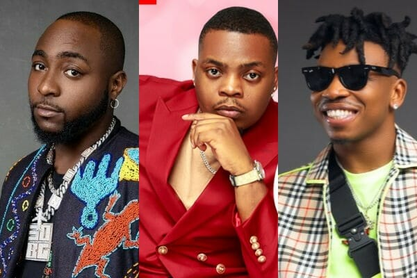 Top 10 Nigerian artists that emerge early with amapiano sound