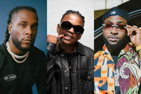 Top Collaborations between Nigerian Artists and other African artists Of 2021 So Far