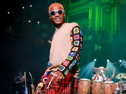 """Wizkid sells out third Day of his """"Made In Lagos"""" O2 concert"""