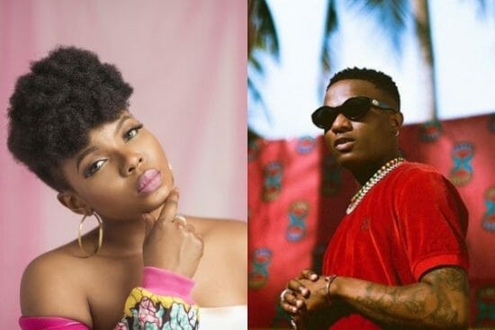 Yemi Alade reacts as fan asks Why She Has More IG Followers Than Wizkid