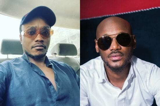 Brymo calls out 2Baba, accuses him of setting him up