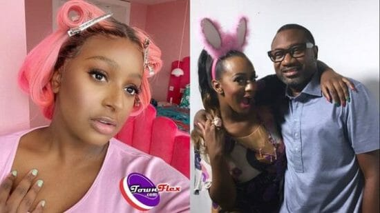 DJ Cuppy Reveals The Challenges of Being Femi Otedola's daughter