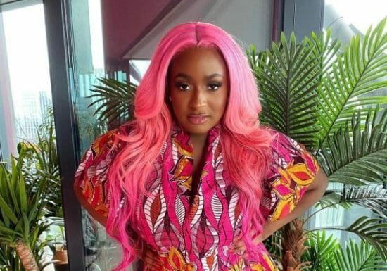 DJ Cuppy gets dragged after wishing fans Happy Independence Day