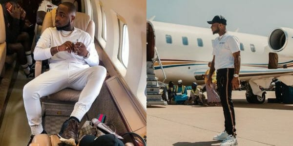Top Nigerian artistes that use private jets on showbiz