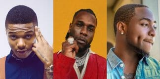 Most-streamed Nigerian artists on Apple music in Nigeria of all time