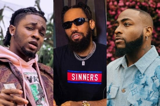 Nigerian Artists who started out as Producers