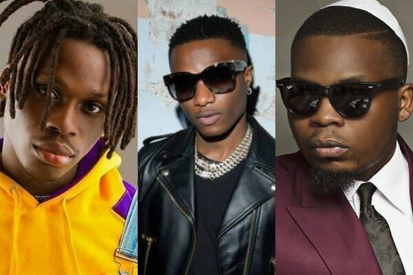 Nigerian artistes that were discovered from the street