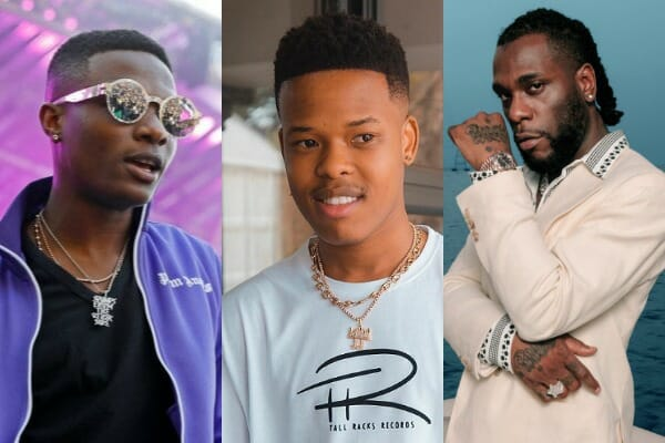 Top 10 African artistes that have made us proud globally in 2021