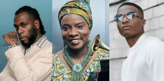 Top 10 African artistes with Grammy awards
