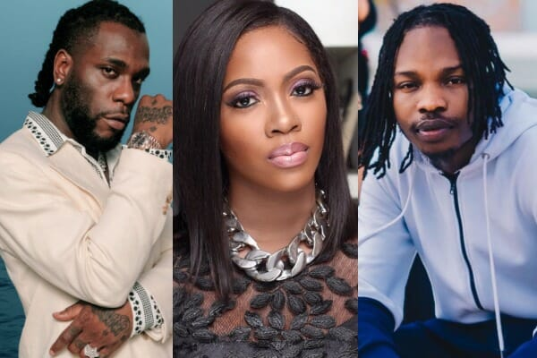 Top 10 Nigerian artistes who were born or grew up outside of Nigeria